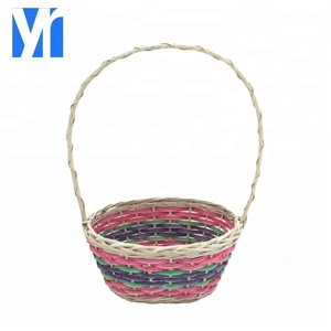Wholesale gift basket wicker baskets