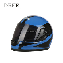 European full face pc visor motorcycle helmets