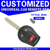 Car Key Accessory Design Car Remote
