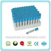 CE/ISO certificated PT China manufacturer medical disposable vacuum blood collection tube