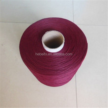 Fuxin Wholesale Ne 0.5s 4 ply open end recycled regenerated blended cotton mop yarn for rope mops
