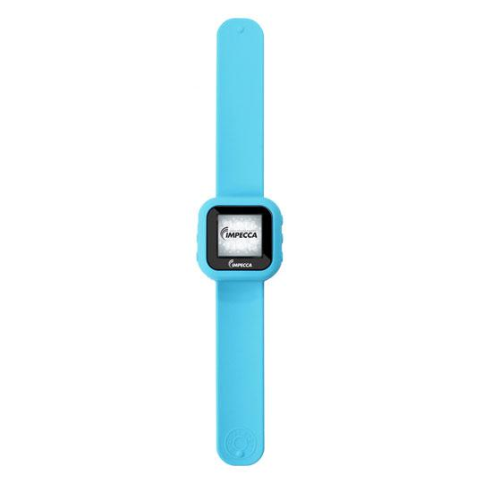 Impecca MP3 Player Slap Watch with 1.5-Inch Color Display