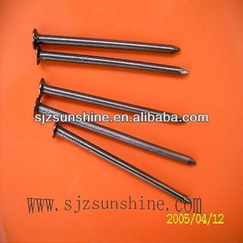 iron wire nail factory _India