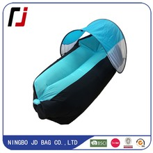 2017 Trending Products One Mouth Opening Inflatable Sofa, Christmas Gift Single Mouth Opening Inflatable air lounger Sofa