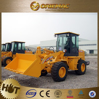 New price XCMG LW188 compact Wheel Loader 1.8 ton for sale