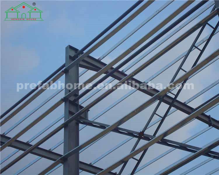 multi storey steel warehouse