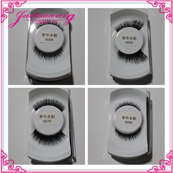 eyelash ,fales eyelash,mink fur strip lashes