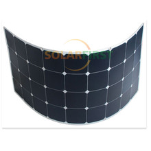 high efficiency flexible solar panel kit