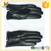 Sheepskin leather women fashion full finger driving motorcycle gloves