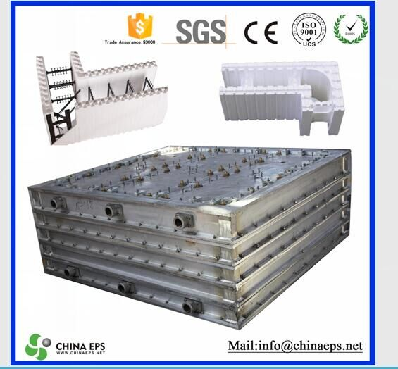 ICF mould manufacturer / injection plastic mould / EPS mould making