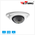 1.3MP build-in POE Support P2P 10m Night Vision Indoor Mini Dome IP Camera