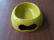 new design fine biodegrable wholesale pet supply pet bowl