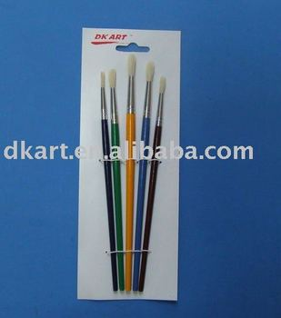 Artist drawing oil painting school watercolor brush
