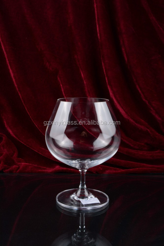 short heel wine glass for wedding party factory wine glass