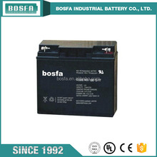 rechargable vrla sla battery agm lead acid ups battery 12v 17ah