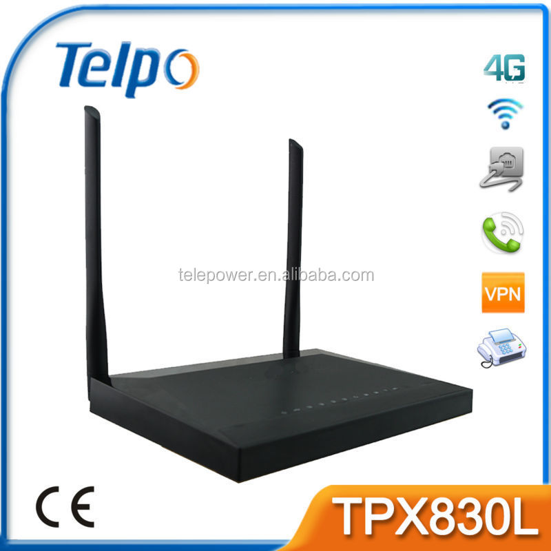 Telpo TPX820 2 Port GSM Voip Gateway Openwrt Router Atheros Ar9331 Pcb Router Bits