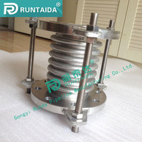 Titanium corrugated expansion joint factory with best price