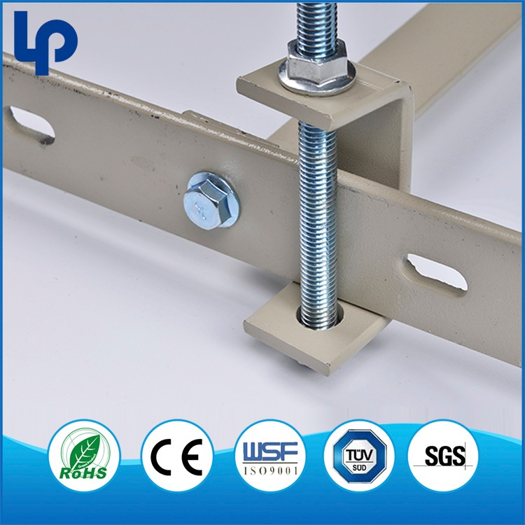 hang installation stainless steel cable trunking