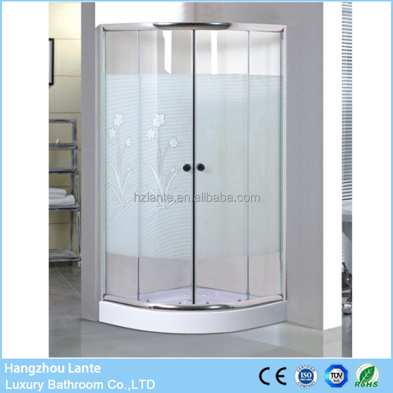 Cheap free standing glass shower enclosures buy free for Buy glass shower doors