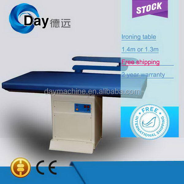 Low price hot selling steam iron table