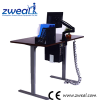 height adjustable table for manager in exclusive office furniture desks l shaped electric executive computer desk