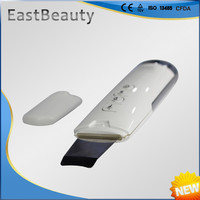 golden suppliers peel delivery massage three work mode ultrasonic skin scrubber