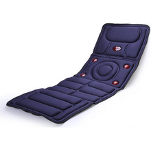 Full-Body Massager Health Care Health Monitors Massage Mattress Cushion Vibration Head Body Foot Massage