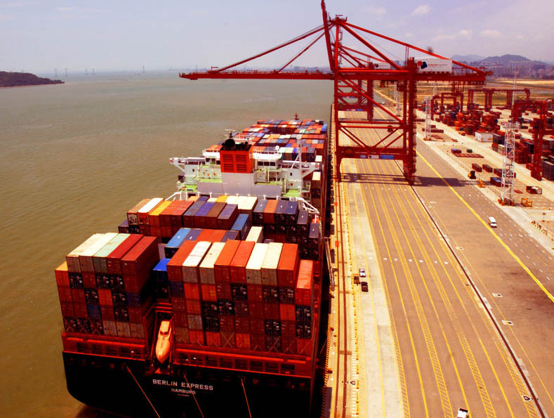 Ocean freight from Shanghai to Miami, door to door services