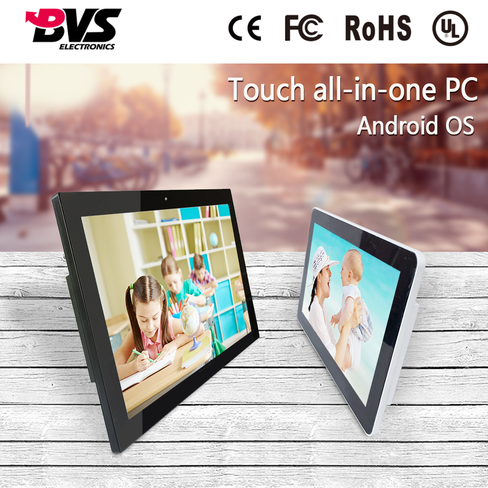 "15.6 "" Android smart tablet PC <strong>10</strong> points projected capacitive touch"