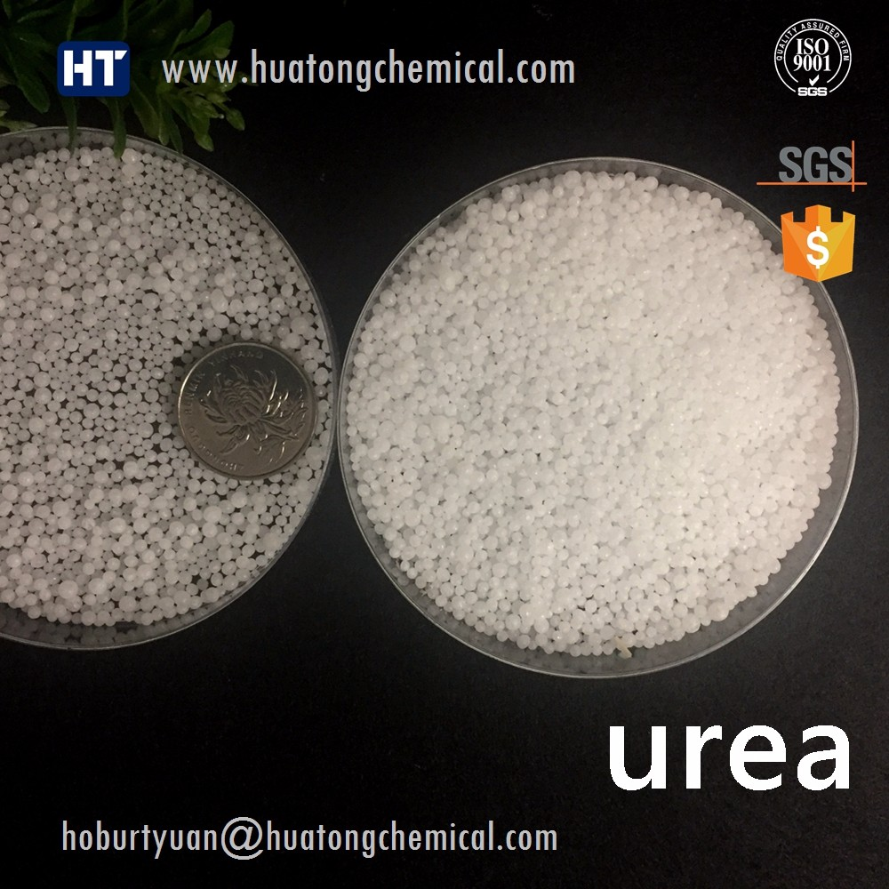 nitrogen fertilizer black urea