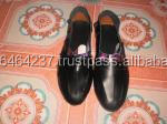 Medieval Mary Rose Shoes Black