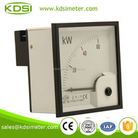 Small & high sensitivity BE-96 120KW 380V 200 / 5A voltage current power meter display