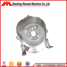 Construction machinery parts dia casting aluminum protect shell