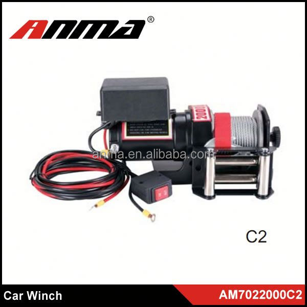 Wholesale and manufacturer electric anchor winches for boats