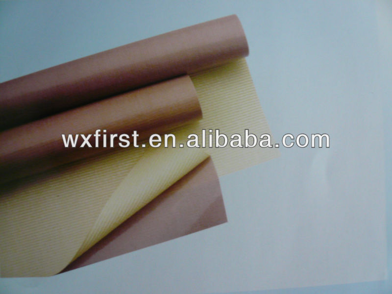 PTFE fiberglass fabric high temperature rsistant usage