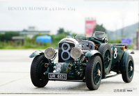 top quality Bentley old Racing car diecast figures car model /mental diecast racing car model