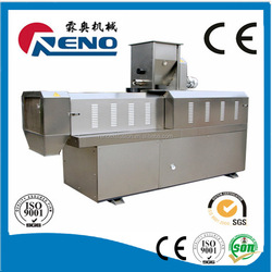 Cost price top quality 1000kg pet dog food extruder machinery