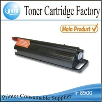 Top toner cartridge used for canon ir 8500 copier