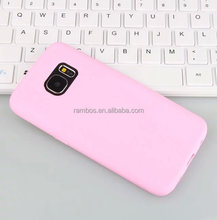 For iphone 6 Case Back Cover Soft Silicon Mobile Phone Case Back Cover Skin