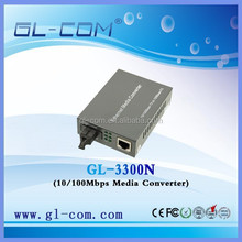 High Stability and Excellent Reliability Media Converter 10/100M Ethernet Media Converter