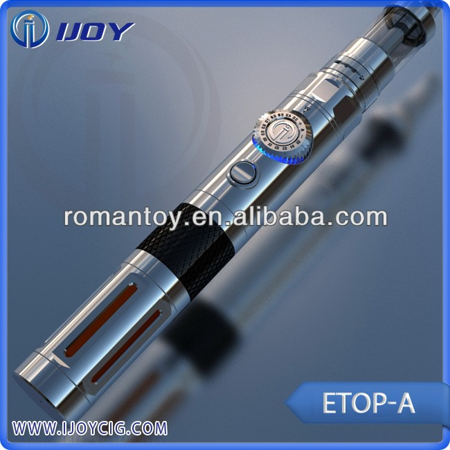 High Quality 2014 IJOY e cigarette ETOP-A electronic cigarette k1000