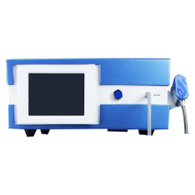 Portable touch panel medical shock wave therapy equipment for pain treatment
