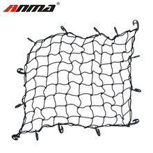 Heavy duty Truck elastic plastic hooks car webbing nylon luggage trailer cargo net