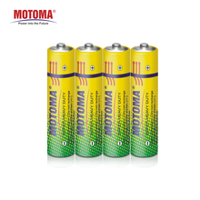 Motoma High quality R03P AAA 1.5V Zinc chloride battery super heavy duty battery