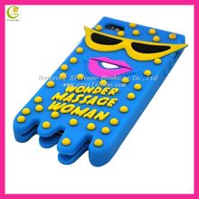 Dust-proof and well protection silicone owl shape case for iphone 5,for iphone 5 case wholesale