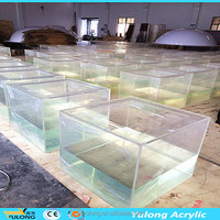 Transparent Clear Acrylic Sheet for Fish Tank