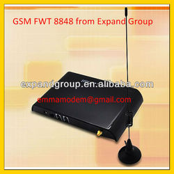 GSM FWT 8848 Single Card Fixed Wireless Local Loop GSM CELLULAR GATEWAY