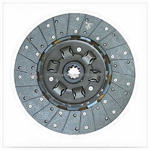 dongfeng truck parts clutch plate assembly 1601210-11