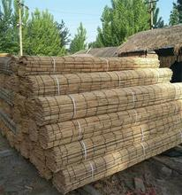 New Designs Not Easy Break Reed Bamboo Fence With Galvanized iron Wire