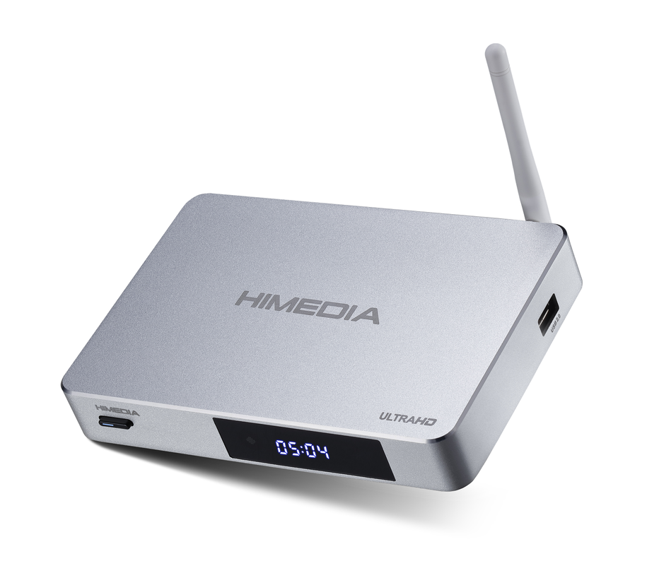 Himedia Q5pro factory Kodi 16.1 Amlogic S912 android tv box